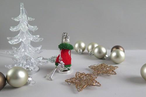 Kalėdinė damutė